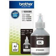 Tusz Brother do DCP-T300/T500W/T700W, MFC-T800W | 6 000 str. | black