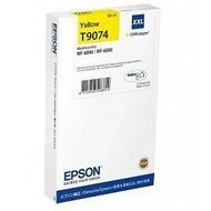 Tusz Epson T9074   Yellow   XXL  |  69ml