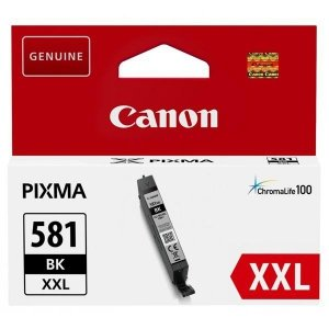 Tusz Canon CLI-581BK XXL  do Pixma TR7550/TR8550/TS6150  | 11,7ml | black