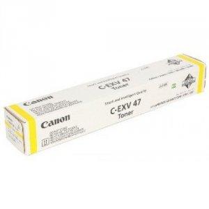 Toner Canon CEXV47 do  iR C250i/250iF/255i/255iF/350i | 21 500 str. | yellow