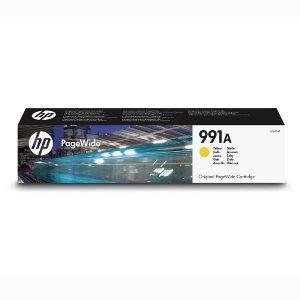 Tusz HP 991A YLW PageWide
