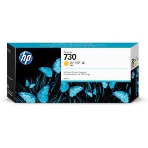 Tusz HP 730 do Designjet T1700 | 300ml | Yellow