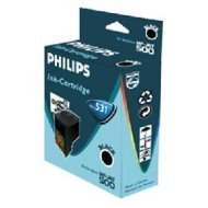 Tusz Philips do faksu MF-JET405/440/500/505 | 500 str. | black