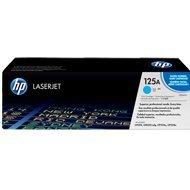 Toner HP 125A do Color LaserJet CP1215/1312/1515 | 1 400 str. | cyan