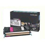Kaseta z tonerem Lexmark do C530 | zwrotny | 1 500 str. | magenta