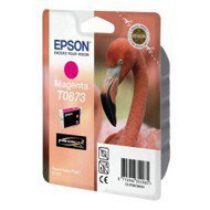 Tusz  Epson  T0873  do  Stylus Photo R1900  | 11,4ml | magenta