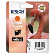 Tusz  Epson  T0879  do  Stylus  Photo  R1900  | 11,4ml |   orange