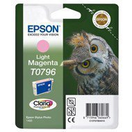 Tusz Epson T0796  do  Stylus Photo1400/1500W/P50/PX660  | 11,1ml | light magenta