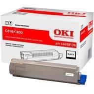 Toner Oki do C-810/830 | 8 000 str. | black