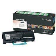 Kaseta z tonerem Lexmark do E460 | zwrotny | 15 000 str. | black