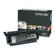 Kaseta z tonerem Lexmark do T-650/652/656 | zwrotny | 7 000 str. | black