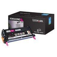 Kaseta z tonerem Lexmark do X560 | 4 000 str. | magenta