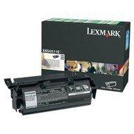 Kaseta z tonerem Lexmark do X-654/656/658 | zwrotny | 36 000 str. | black