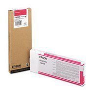 Tusz Epson T606B  do  Stylus  Pro 4800 | 220ml |   magenta