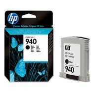 Tusz HP 940 do Officejet Pro 8000/8500 | 1 000 str. | black | EOL