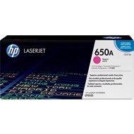 Toner HP 650A do Color LaserJet CP5525, M750 | 15 000 str. | magenta