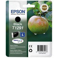 Tusz Epson T1291  do  Stylus  SX-230/235W/420W/425W/430W | 11,2ml | black