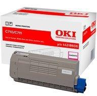 Toner Oki do C-710/711 | 11 500 str. | magenta