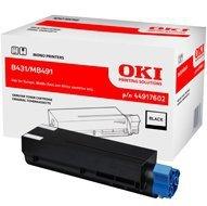 Toner Oki do B431, MB491 | 12 000 str. | black