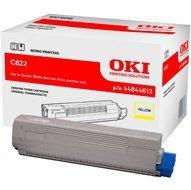Toner Oki do C822 | 7 300 str. | yellow