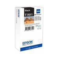 Tusz Epson  T7011  do WP-4015DN/4095DN/4515DN/4525DNF  XXL | 63,2ml | black