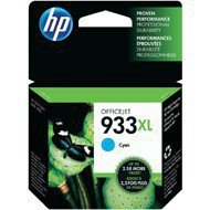 Tusz HP 933XL do Officejet 6100/6700/7100/7610 | 825 str. | cyan