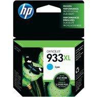 Tusz HP 933XL do Officejet 6100/6700/7100/7610 | 825 str. | cyan