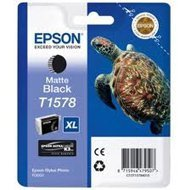 Tusz  Epson  T1578  do  Stylus Photo R3000  | 25,9ml |  matte black