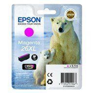 Tusz Epson T2633   do   XP-600/700/800 | 9,7ml |  magenta