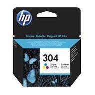 Tusz HP 304 do Deskjet 3720/30/32   100 str.   CMY