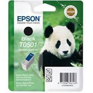Tusz Epson T0501  do Stylus Color 400/440/500/600 | 15ml |  black
