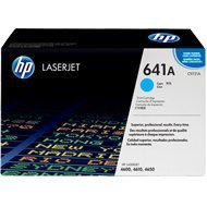 Toner HP 641A do Color LaserJet 4600/4650 | 8 000 str. | cyan