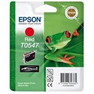 Tusz  Epson  T0547  do Stylus Photo R-800/1800  | 13ml |   red