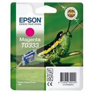 Tusz Epson T0333  do  Stylus  Photo  950 | 17ml |  magenta