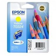 Tusz Epson T0324  do Stylus  C-70/80/82 | 16ml |  yellow