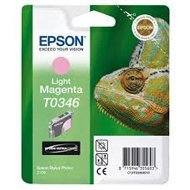 Tusz Epson  T0346  do Stylus Photo 2100 | 17ml |   light magenta