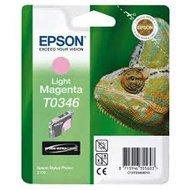 Tusz Epson  T0346   do Stylus Photo 2100 | 17ml |   light magenta