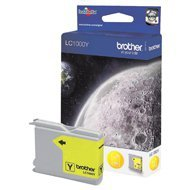 Tusz Brother do DCP130C/330C/350C | 400 str. | yellow