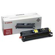 Toner Canon EP701Y do LBP-5200, MF-8180C | 4 000 str. | yellow