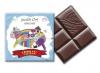 Dziecięca czekoladka mleczna 44% kakao 20 g