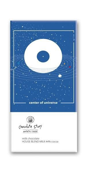 Center of universe [House Blend Milk 44% ]