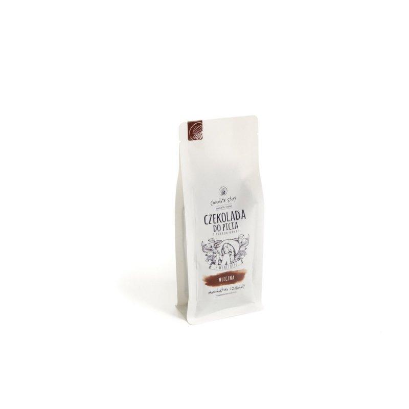 Czekolada do picia z Wenezueli mleczna - 120 g