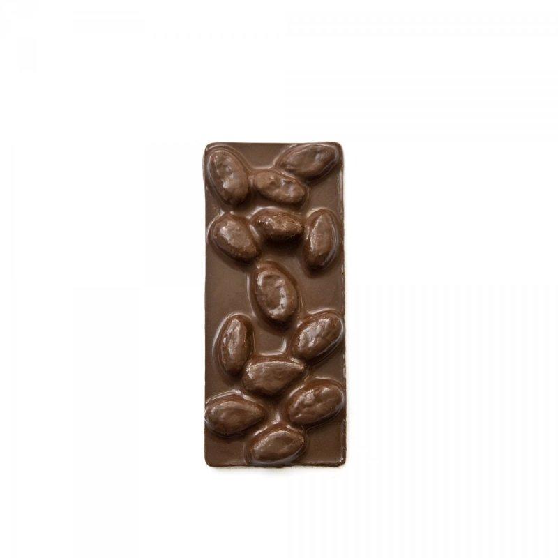 Nierafinowana czekolada do picia mleczna z kawą 60g