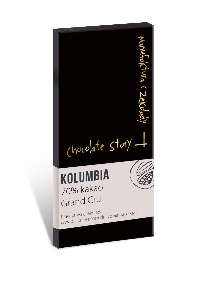 Czekolada Kolumbia Grand Cru 70% kakao