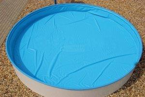 Przykrycie Safe Top do basenu Ø 4m