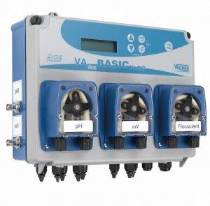 Automatyczna stacja dozująca VA DOS BASIC Floc