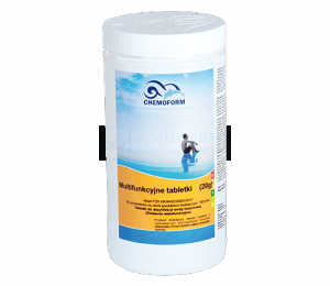 Chemochlor T multitabeltki 20 g - 1kg
