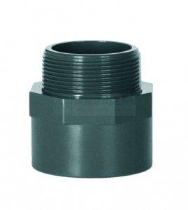 Nypel GZ 1 1/2 x 50KZ mm /40KW mm