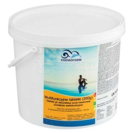 Chemochlor T multitabeltki 200 g - 3kg