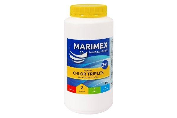 Chlor Triplex 1,6 kg